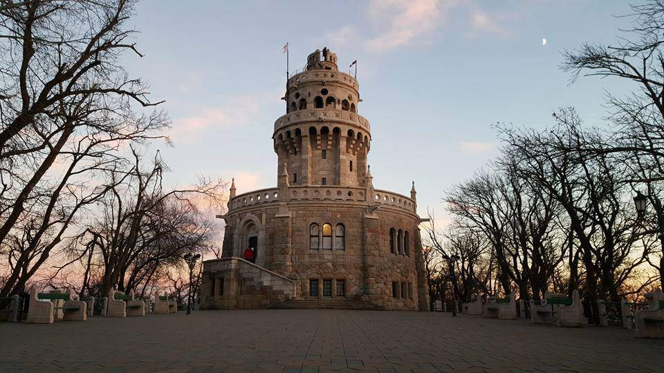 tourism, lookout tower, budapest