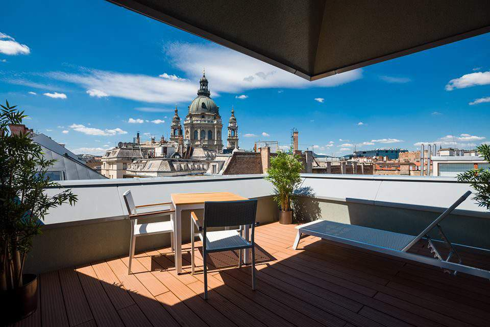 More and more luxury hotels open in Budapest