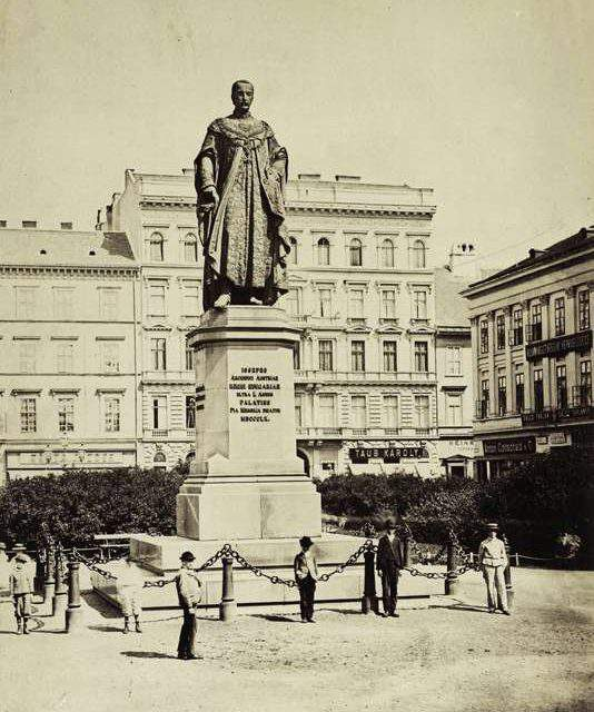 The Habsburg man behind so many Hungarian sights
