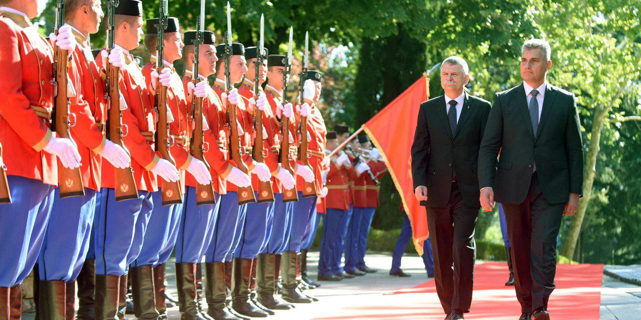 Hungary backs Montenegro's EU accession