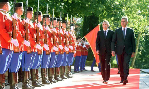 Hungary backs Montenegro's EU accession