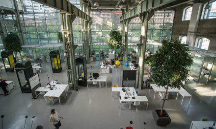 Central and eastern Europe's largest startup centre opens in Budapest – PHOTOS