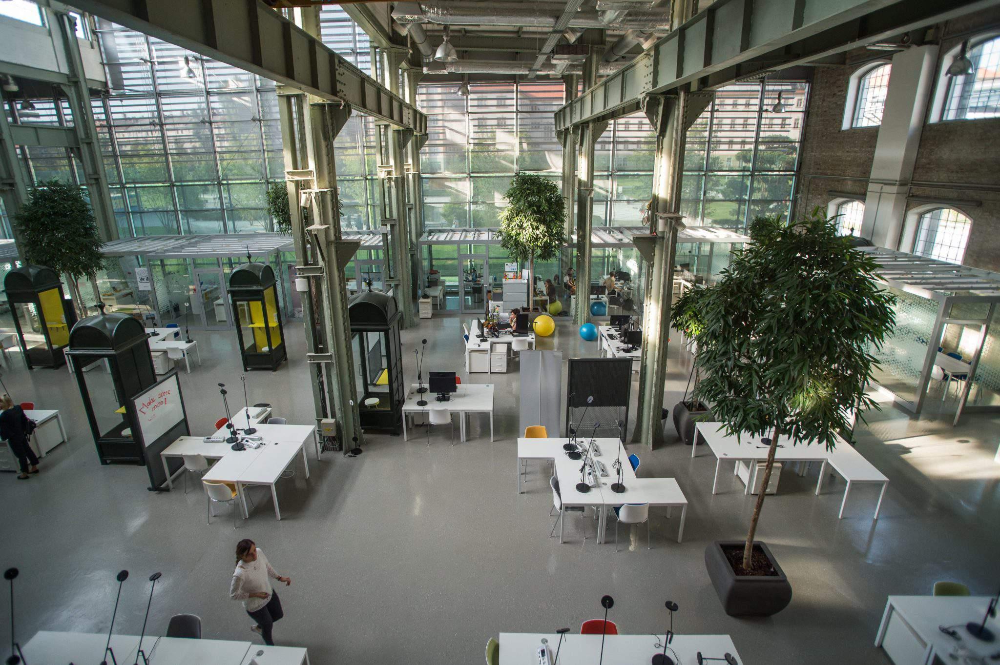Millenáris Startup Center