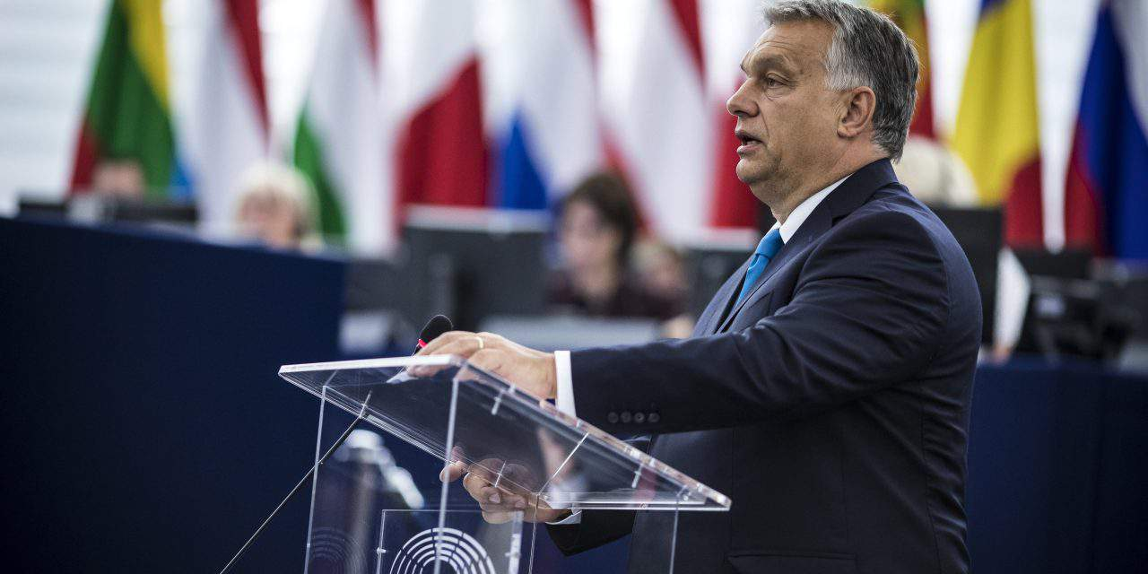 Orbán: 'Hungarians who vote against their country hate me more than they love their country'