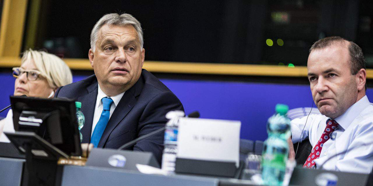 Orbán: The EU wants to strip Hungary of right to control border