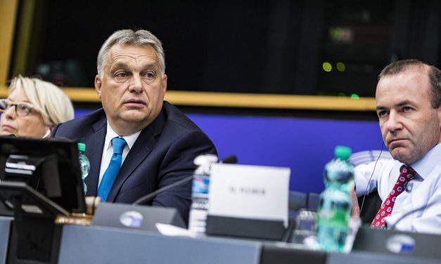 Fidesz MEPs support, opposition slams Orbán's speech at EP debate on Sargentini report