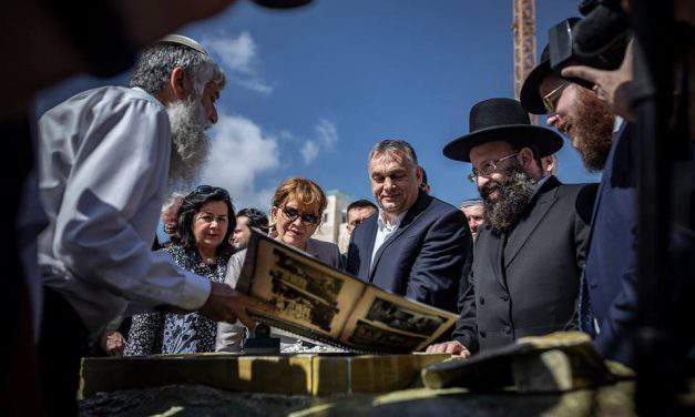 Orbán marks Rosh Hashanah in letter to Jewish leaders