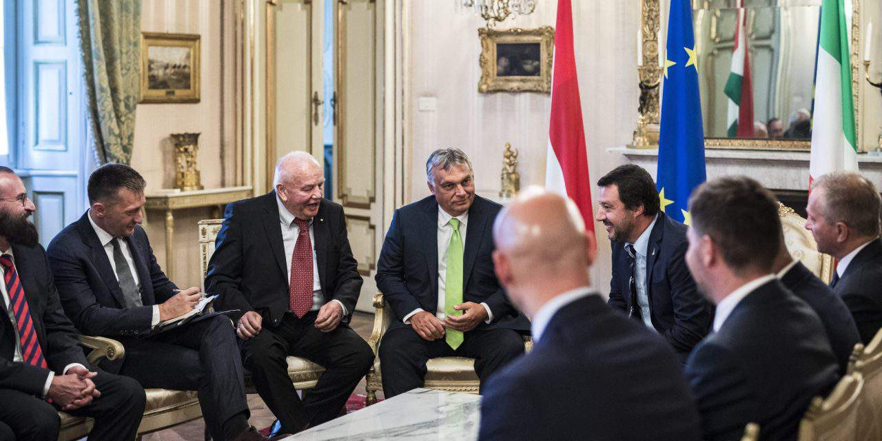 Sargentini report, EP election main topics of ruling Fidesz-KDNP group meeting