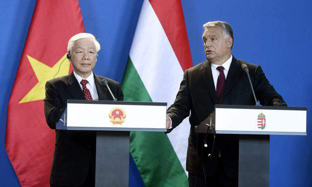 Orbán: Hungary to build strategic partnership with Vietnam