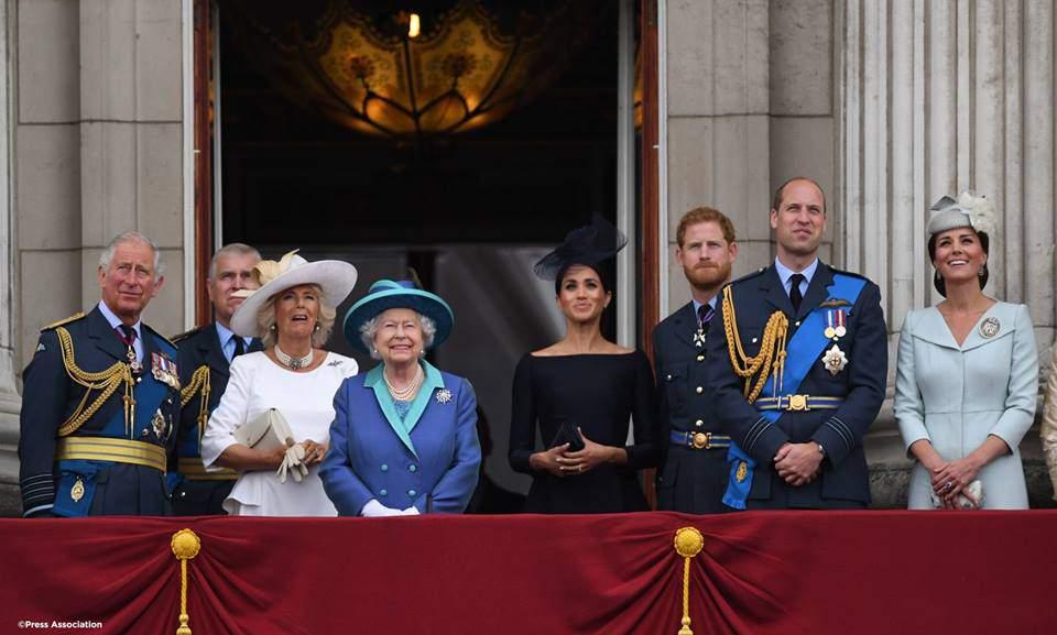 Royal family uk