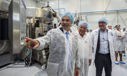 Szentkirályi-Kékkúti Ásványvíz inaugurates EUR 7m expansion