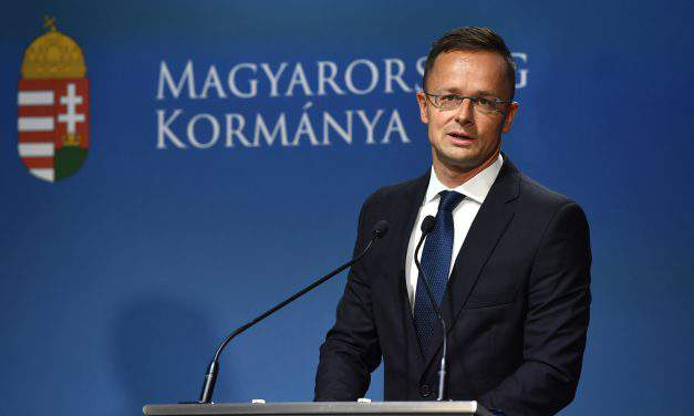 Sargentini vote 'petty revenge', says Hungary's Foreign Minister