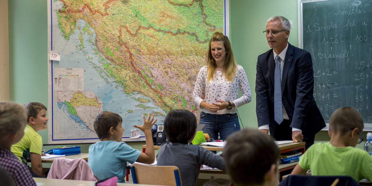 Government official: OECD report on Hungarian education 'positive'