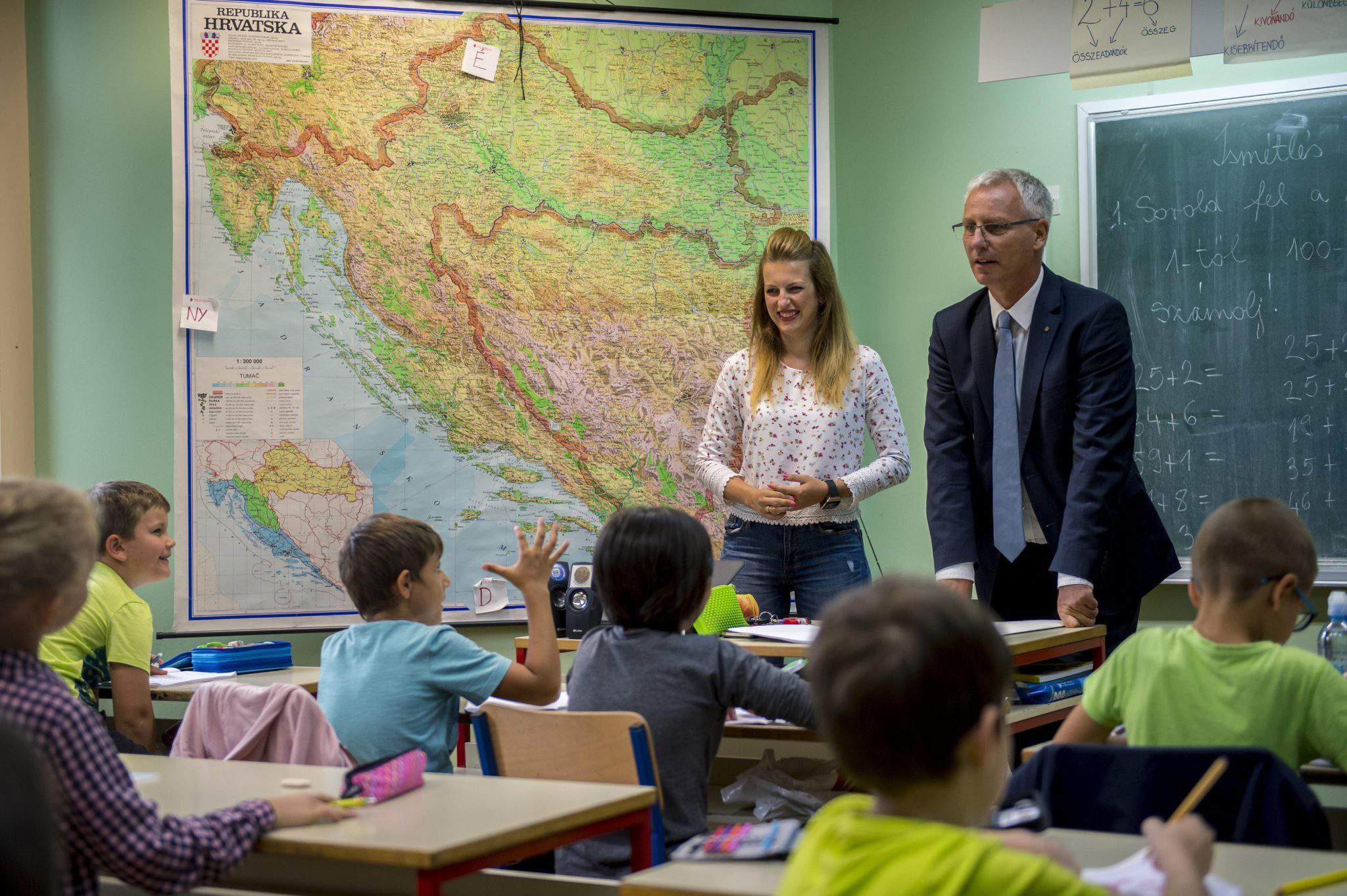Hungarian education