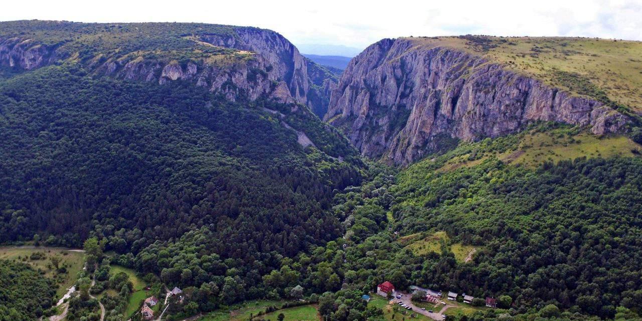 A gate to Transylvania: the Turda Gorge – VIDEO