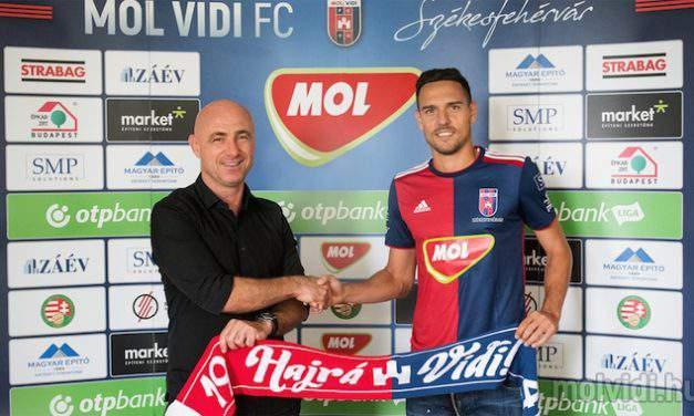 Bulgarian midfielder Georgi Milanov joins MOL Vidi FC