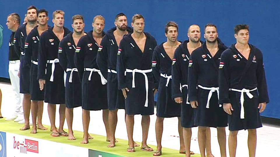 Water Polo World Cup success