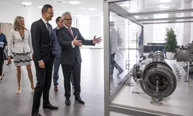 ZF Hungaria inaugurates EUR 96m plant in northeast Hungary