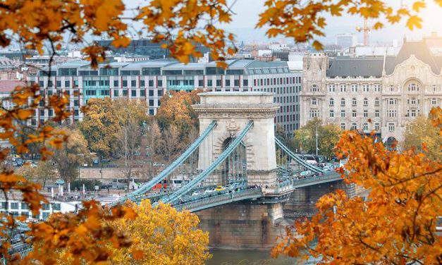Budapest, the perfect autumn destination! – Daily Mail