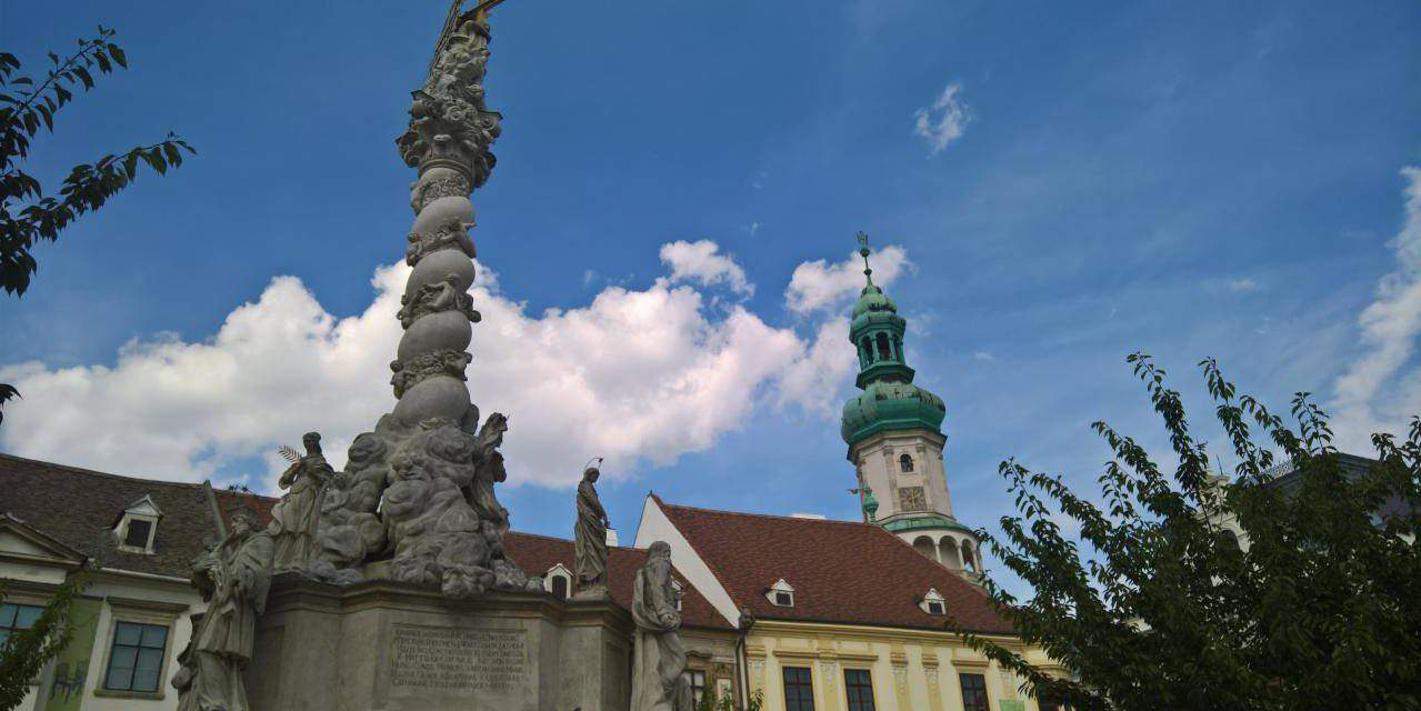 7 places that are somewhat hidden but serve the most delicious foods in Sopron