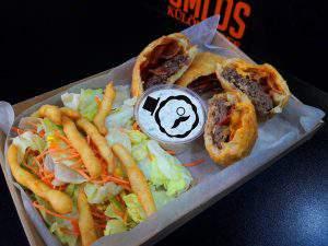 LángosBáró lángosozó különlegesség burger