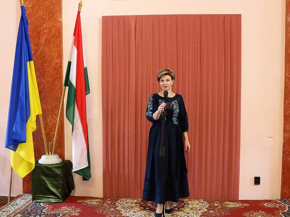Ukrainian Ambassador to Hungary