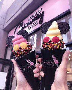 House of Chimney Cake Mickey Mouse