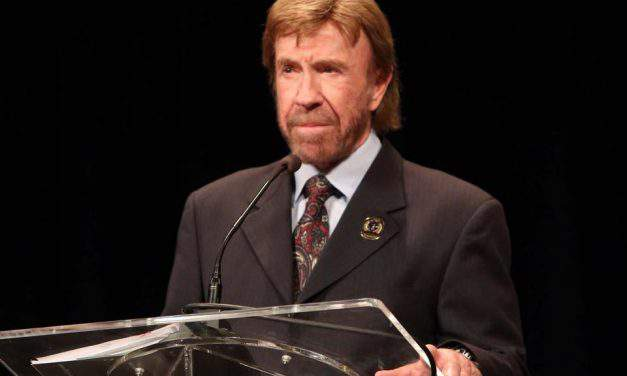 Chuck Norris is coming to Hungary