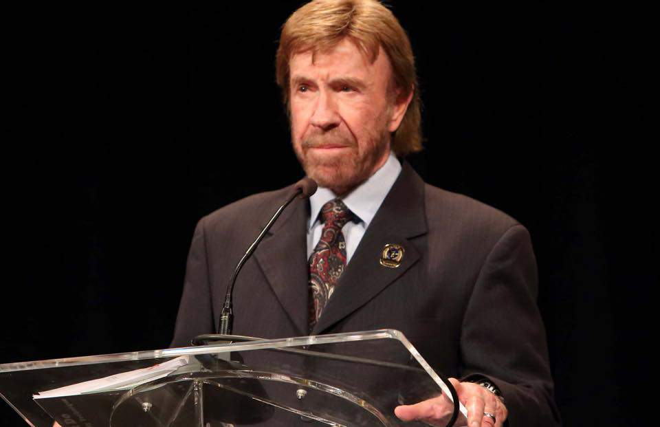 chuck norris is coming to hungary daily news hungary. Black Bedroom Furniture Sets. Home Design Ideas