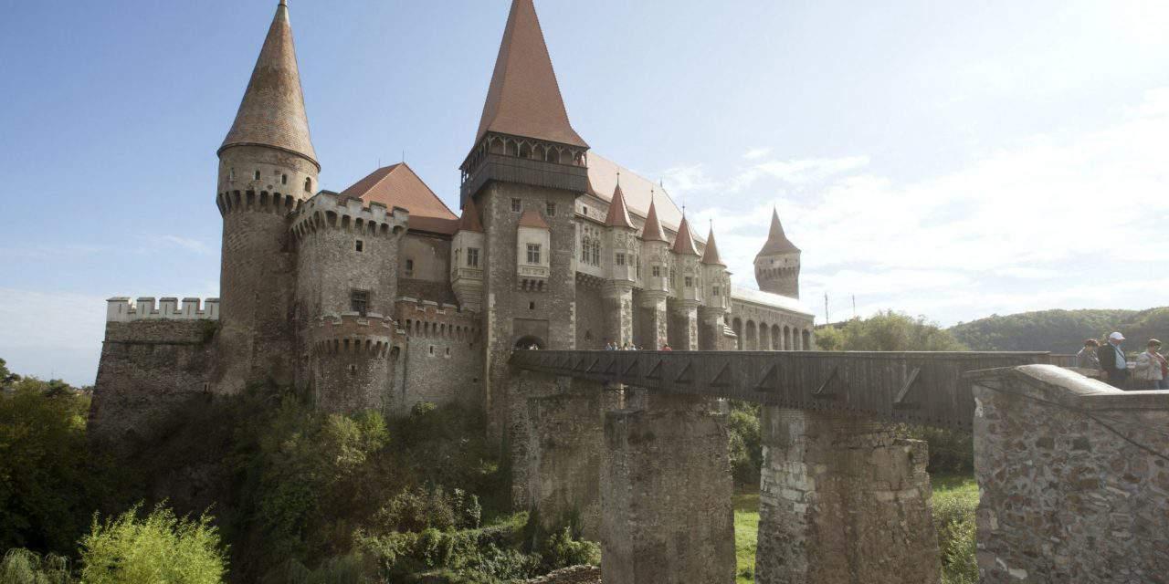 Vacationing in Transylvania
