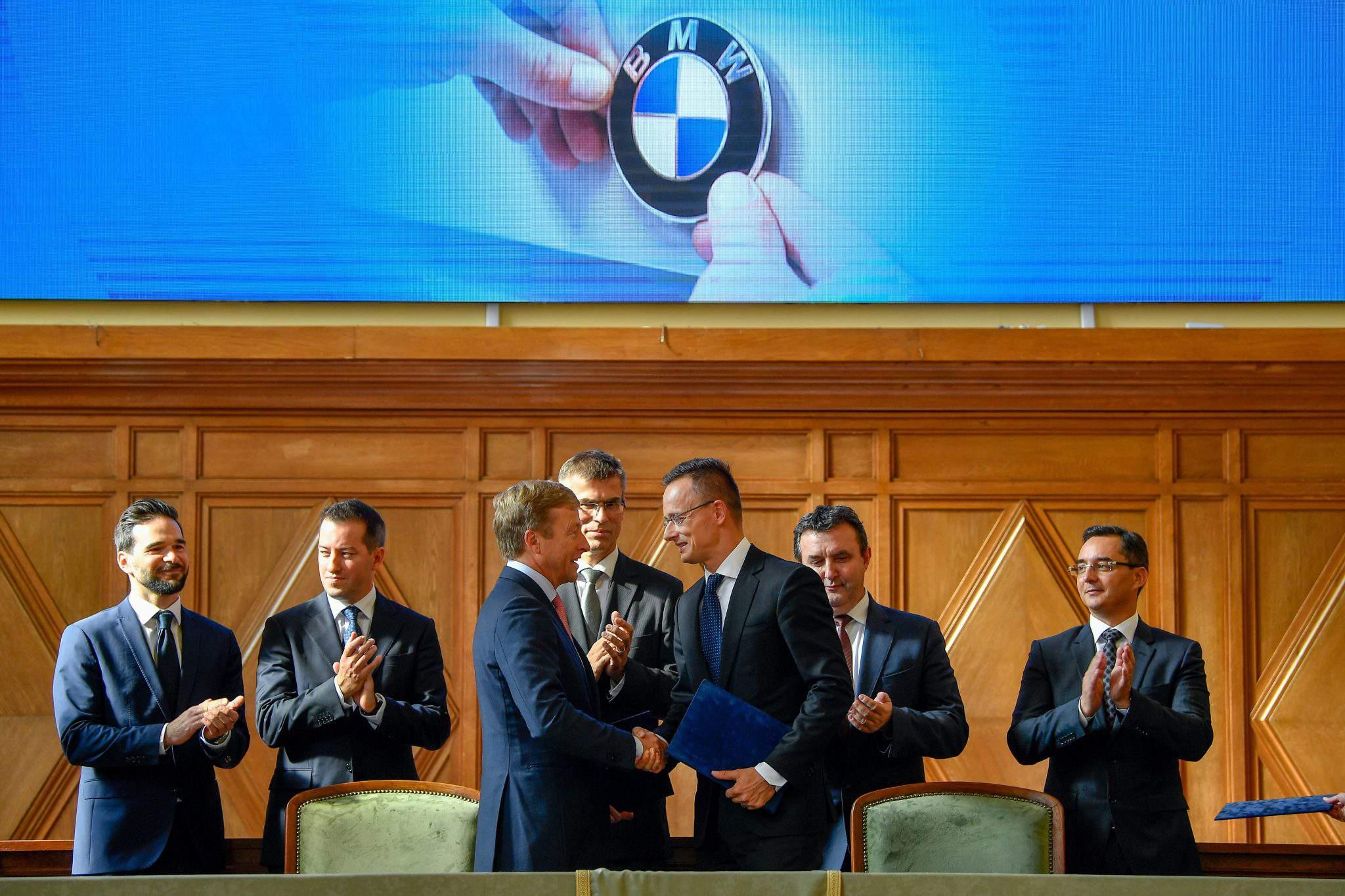BMW debrecen