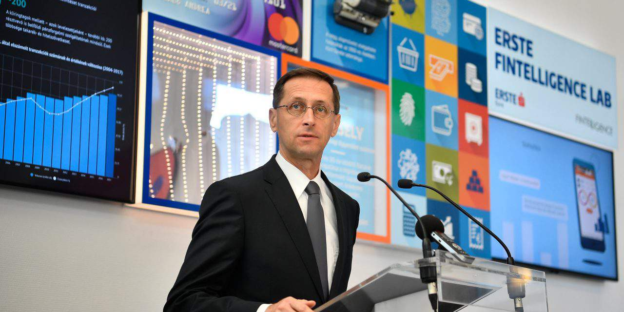 Finance Minister inaugurates Fintelligence Lab in Debrecen