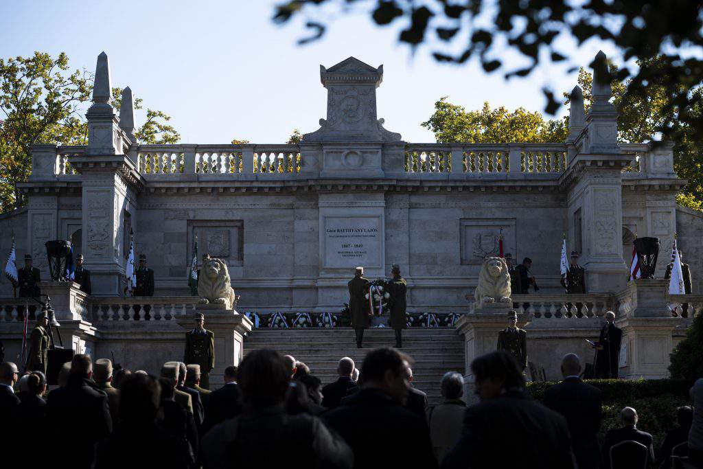 Budapest, Kerepesi Cemetery