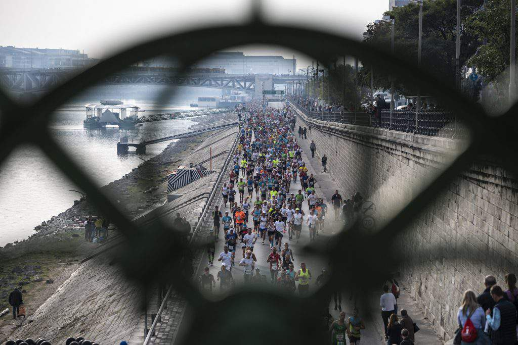 Budapest marathon 2018