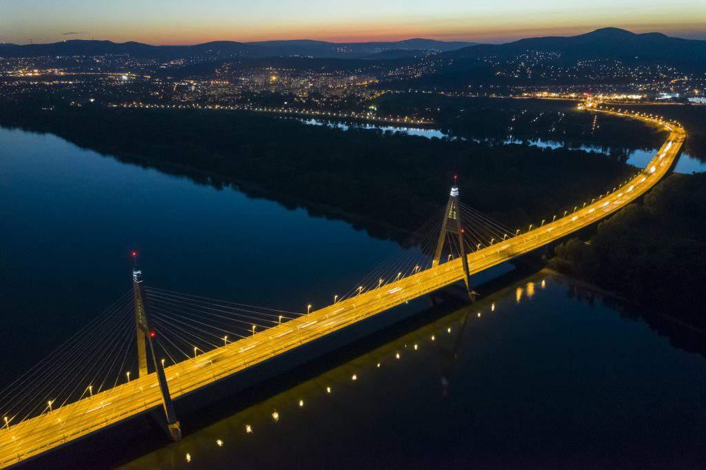 Megyeri Birdge Budapest