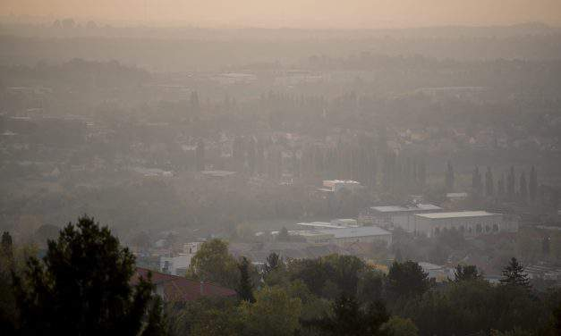 Air quality deteriorates to unhealthy levels in several Hungarian cities