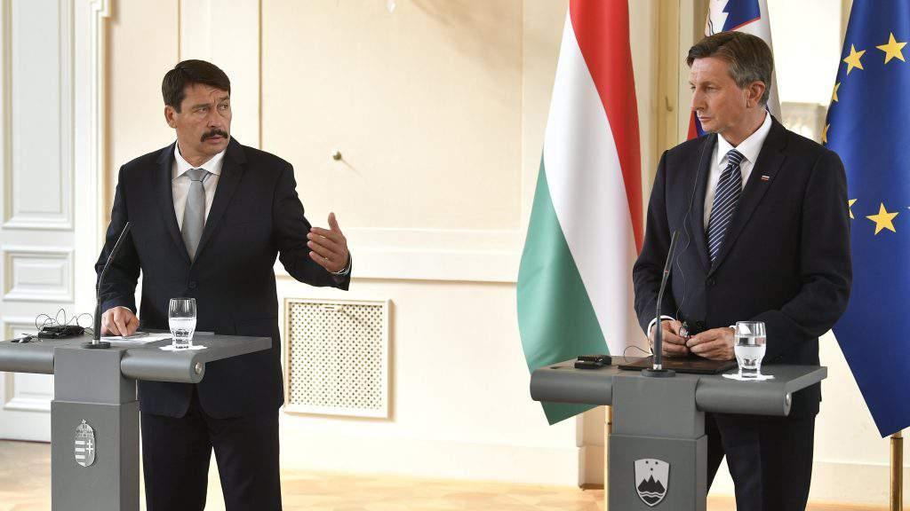 Slovenia Hungary President