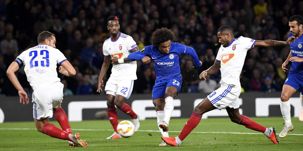 Vidi lose 1-0 against Chelsea but put in a proud performance – Europa League