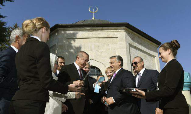 Who was Gül baba whose tomb was inaugurated by President Erdogan and PM Orbán? – photos, videos