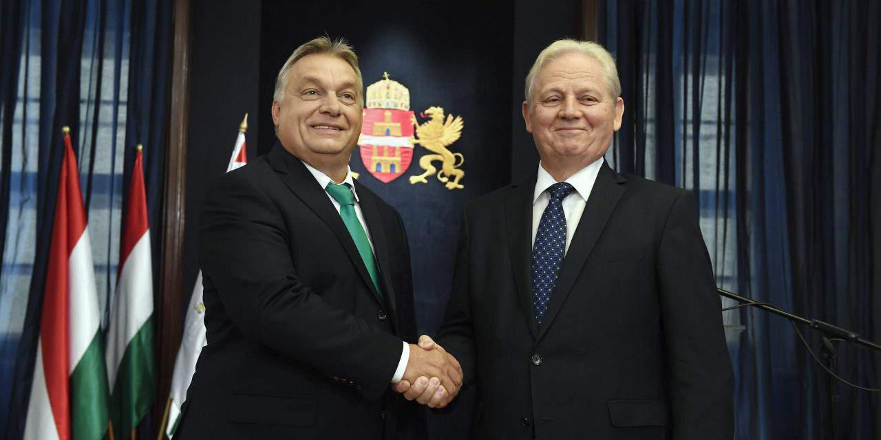 Orbán requested István Tarlós to run for office of Mayor of Budapest again