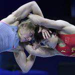 World Wrestling Championships in Budapest