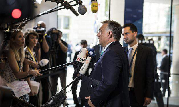 Orbán: Brussels 'going full steam ahead' with migration schemes – Interview