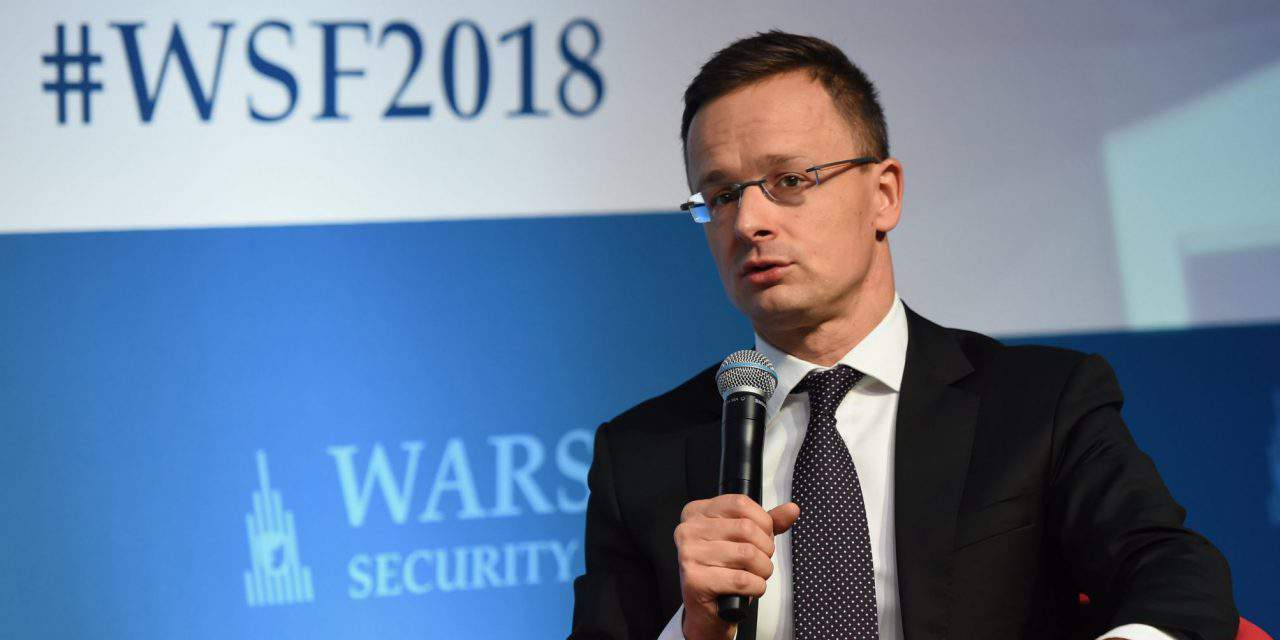 Hungary, Poland linked with 'unconditional' friendship, says Hungarian foreign minister