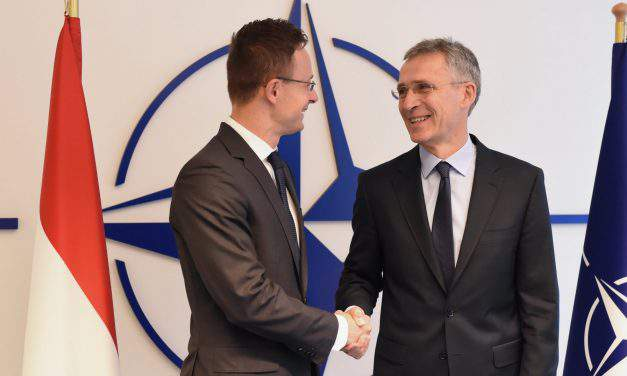 Hungary ready to increase presence in NATO missions, says foreign minister