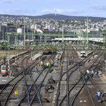 Déli Railwaí station Budapest