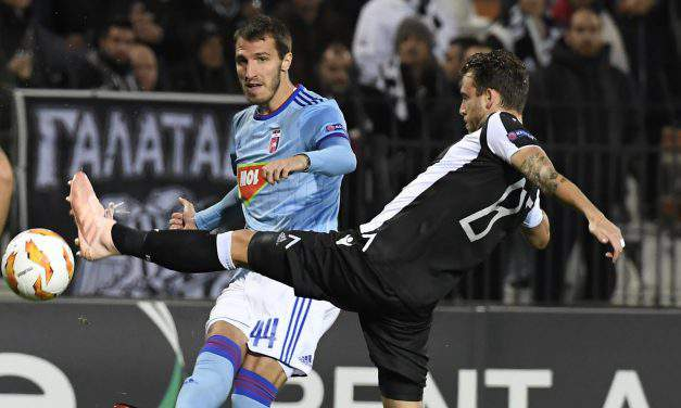 Tonight: Vidi take on PAOK in match 4 of the EL group stage