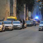 police raid in Hős utca
