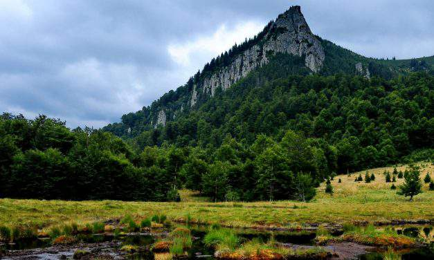 On the fabulous landscapes of Transylvania