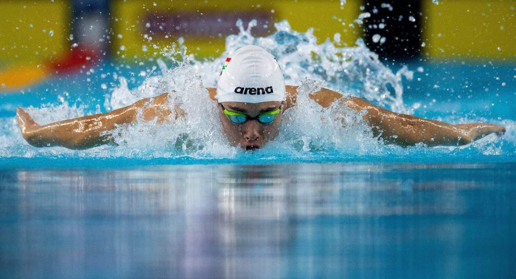 Swimmer Milák
