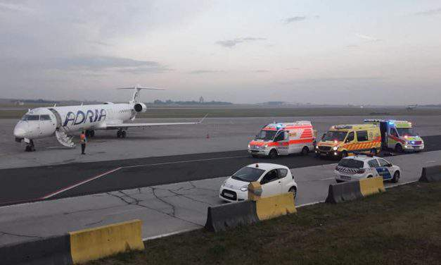 Tragedy: Flight diverted to Budapest after child falls ill; child dies!
